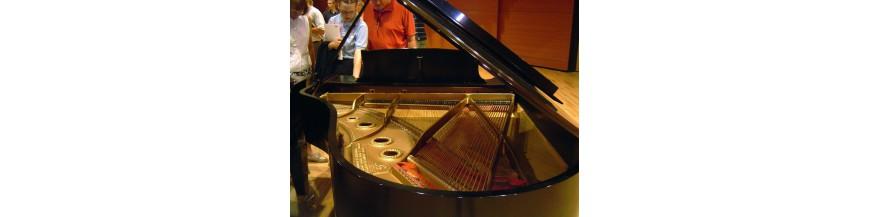 Les Marques de pianos acoustiques